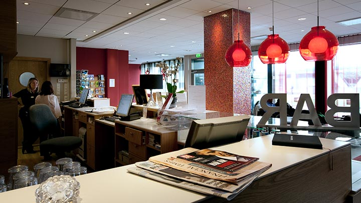 image of Philips UV-C luminaires for Hospitality