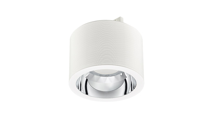 Philips Lighting's GreenSpace is a highly energy-efficient downlight suitable for retail lighting in stores