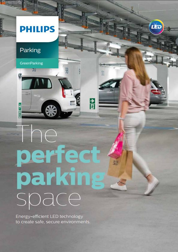 Green parking brochure