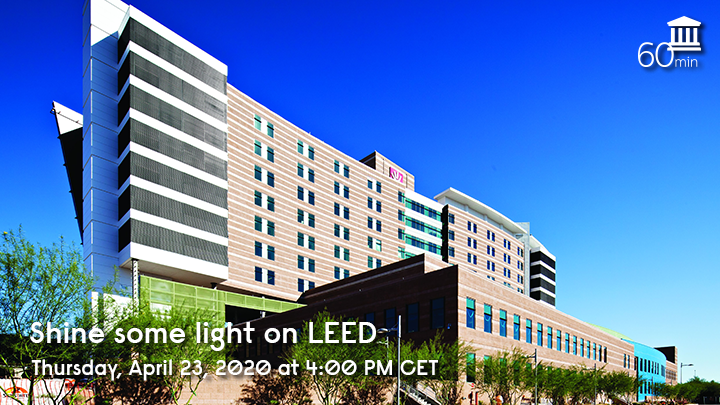 Shine some light on LEED